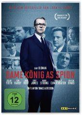 Dame, König, As, Spion, 1 DVD Cover