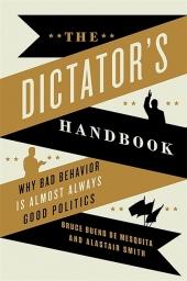 Dictator's Handbook Cover