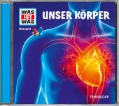 Unser Körper, Audio-CD Cover