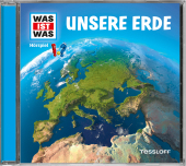 Unsere Erde, Audio-CD Cover