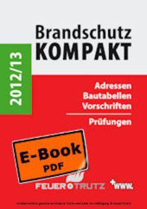 Brandschutz Kompakt 2012/13