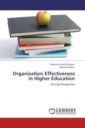Organisation Effectiveness in Higher Education