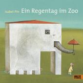 Ein Regentag im Zoo Cover
