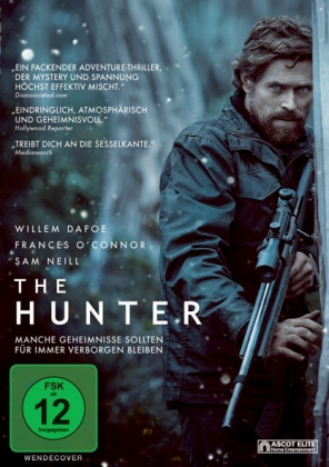 Cover des Mediums: The hunter