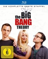 The Big Bang Theory, 2 Blu-rays Cover