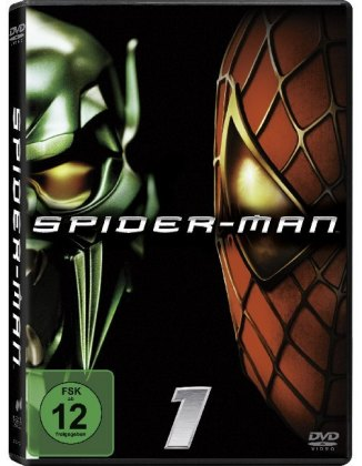 Spider-Man, 1 DVD