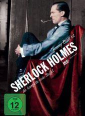 Sherlock Holmes, 4 DVDs