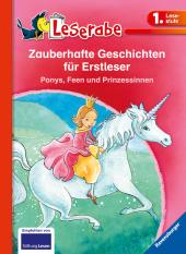 Zauberhafte Geschichten für Erstleser Cover