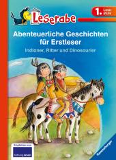 Abenteuerliche Geschichten für Erstleser Cover