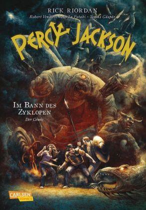 Percy Jackson (Der Comic) - Im Bann des Zyklopen