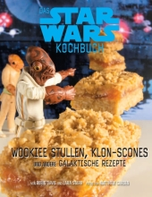 Das STAR WARS Kochbuch, m. 3 Backförmchen