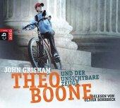 Theo Boone und der unsichtbare Zeuge, 4 Audio-CDs