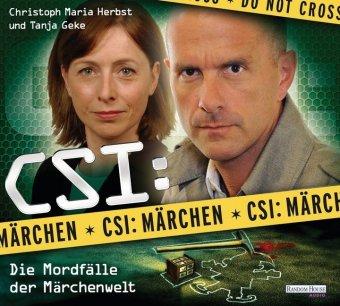 CSI : Märchen, 1 Audio-CD