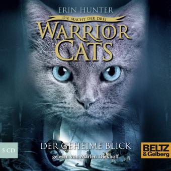 Warrior Cats, Die Macht der Drei, Der geheime Blick, 5 Audio-CDs