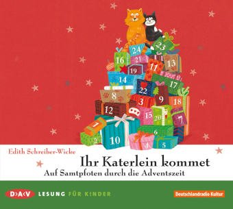 Ihr Katerlein kommet, 1 Audio-CD