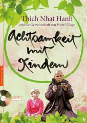 Achtsamkeit mit Kindern, m. Audio-CD Cover