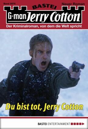 Jerry Cotton - Folge 2876