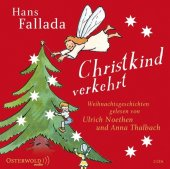 Christkind verkehrt, 2 Audio-CDs Cover
