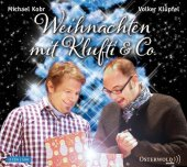 Weihnachten mit Klufti & Co., 2 Audio-CDs Cover