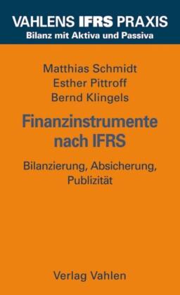 Finanzinstrumente nach IFRS