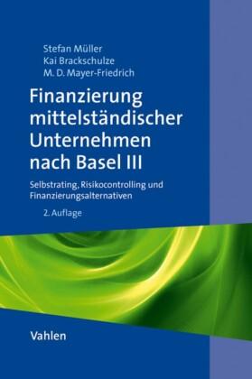 Finanzierung mittelständischer Unternehmen nach Basel III
