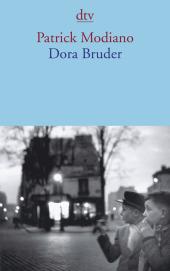 Dora Bruder Cover
