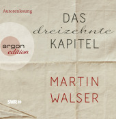 Das dreizehnte Kapitel, 6 Audio-CDs Cover