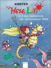Hexe Lilli und das Geheimnis der versunkenen Welt, Sonderausgabe Cover
