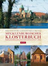 Mecklenburgisches Klosterbuch Cover