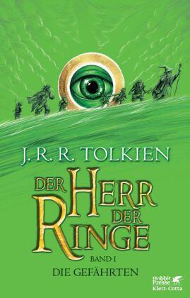 Der Herr der Ringe - Die Gefährten, 3 Teile; ., 3