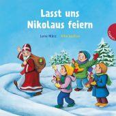 Lasst uns Nikolaus feiern Cover