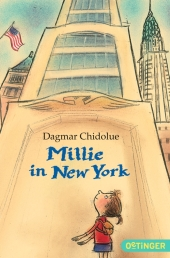 Millie in New York Cover