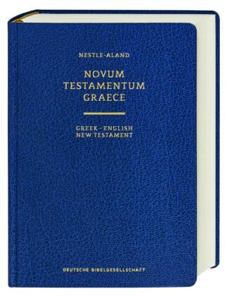 Novum Testamentum Graece, 28. Aufl., Greek-English New Testament, Parallel Edition