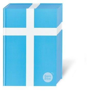 BasisBibel - NT+PS - Neues Testament und Psalmen, flexibler Einband hellblau