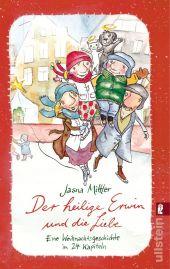 Der heilige Erwin und die Liebe Cover