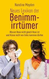 Neues Lexikon der Benimmirrtümer Cover