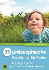 55 philosophische Geschichten für Kinder Cover