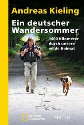 Ein deutscher Wandersommer Cover