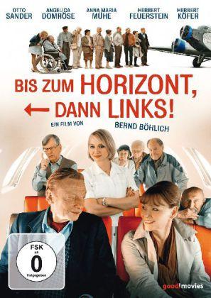 Bis zum Horizont, dann links!, 1 DVD