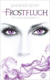 Mythos Academy - Frostfluch Cover