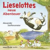 Lieselottes neue Abenteuer, 1 Audio-CD