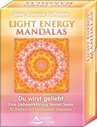 Light Energy Mandalas