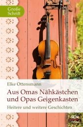 Aus Omas Nähkästchen und Opas Geigenkasten Cover