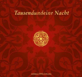 Tausendundeine Nacht, 24 Audio-CDs (Geschenkausgabe)