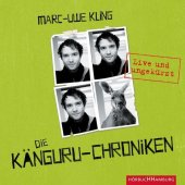 Die Känguru-Chroniken, 4 Audio-CDs Cover