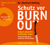 Schutz vor Burn-out, 2 Audio-CDs