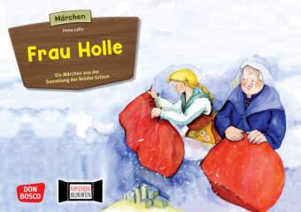 Bildkarten für unser Erzähltheater: Frau Holle