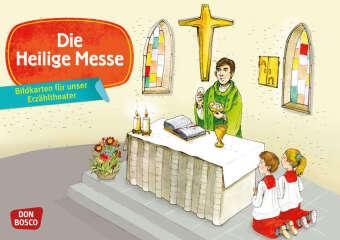Bildkarten für unser Erzähltheater: Die Heilige Messe