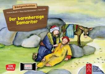 Der barmherzige Samariter, Kamishibai Bildkartenset