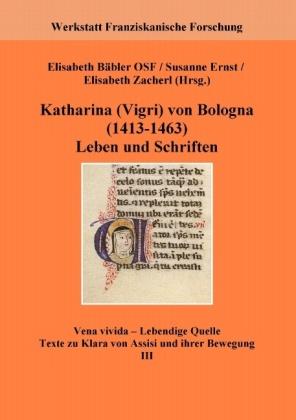 Katharina Vigri von Bologna (1413-1463)